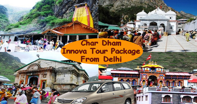 CHARDHAM YATRA PACKAGES FROM DELHI